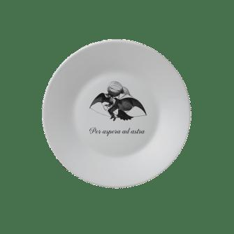 Gorge on Latin Served Up on a Ceramic Platter