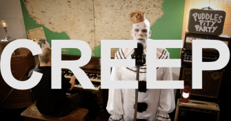 "What Clown is Going to Cover of Radiohead's ""Creep"" Next?"
