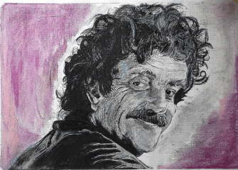 """Hear a Complete Reading of the Newly-Discovered Kurt Vonnegut Story, """"The Drone King"""""""