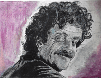 "Hear a Complete Reading of the Newly-Discovered Kurt Vonnegut Story, ""The Drone King"""