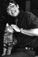 Stephen King writersandkitties.tumblr.com