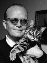 Truman Capote Foto: writersandkitties.tumblr.com