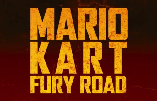 Mario Kart: Fury Road; ojalá fuera real