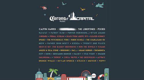 Festival Corona Capital 2015: listo el cartel completo