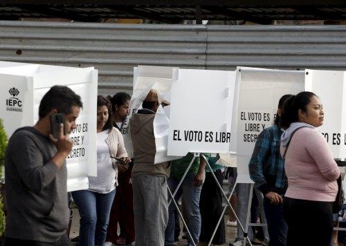Elecciones 2015: conteo rápido diputados federales