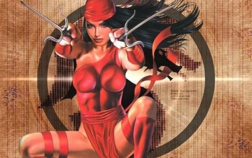 Elodie Young será Elektra en la segunda temporada de Daredevil