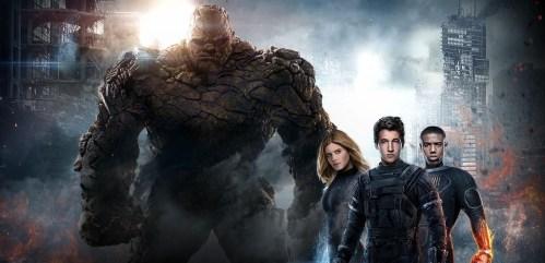 Los 4 fantásticos: el ensamble maldito que el cine odia