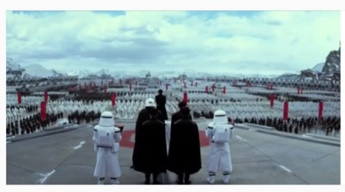 Star Wars: The Force Awakens, nuevo avance -uno muy pequeño-