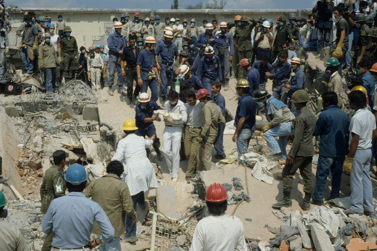 Terremoto del 85, ¿cambios en la prevención de sismos en el DF?