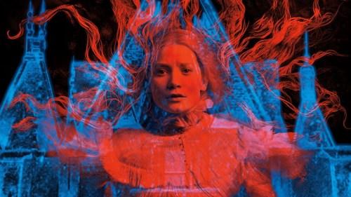 La cumbre escarlata: los hermosos fantasmas de Guillermo del Toro