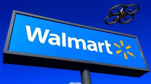 Walmart usaría drones para entrega de tus compras