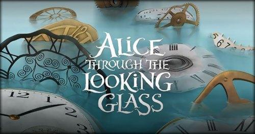 """""""Alicia a través del espejo"""": Disney estrena el primer tráiler oficial"""