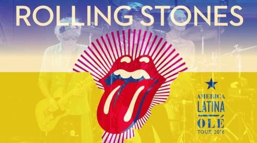Oficial: The Rolling Stones en México, el 14 de marzo de 2016