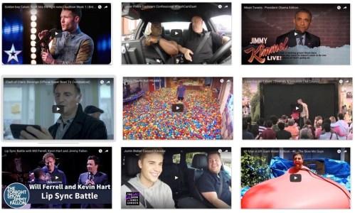 YouTube da a conocer los 10 videos no musicales más vistos en el mundo