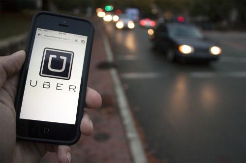 Historias del Uber: las de la necesidad