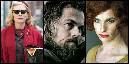 Predicciones: las películas que protagonizarán los Globos de Oro y los Oscar