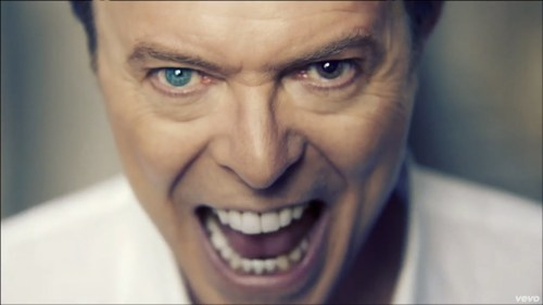 David Bowie lanza video completo de Lazarus