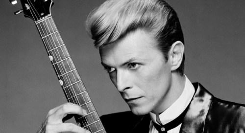 David Bowie: algunos covers para recordarlo