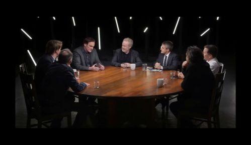 Tarantino, Hooper, Scott, Boyle, O. Russell y González Iñárritu se sientan a hablar de cine