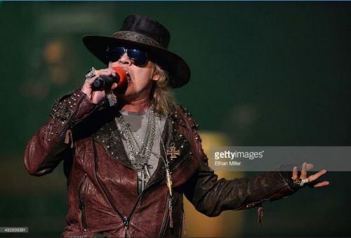 Guns N' Roses anuncia nueva fecha en México