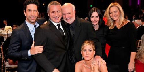 Friends: Así fue la reunión durante el homenaje a Jim Burrows