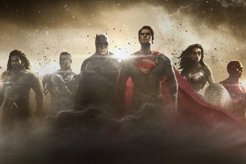 """""""La Liga de la Justicia"""" comenzaría a filmarse el 11 de abril"""