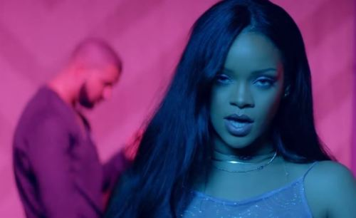 """Work"", nuevo sensual video de Rihanna"