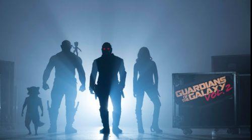 """Primera imagen de """"Guardianes de la Galaxia 2"""""""