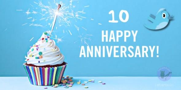 Twitter: 10 años de 140 caracteres