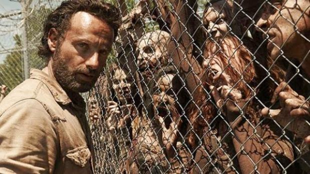 The Walking Dead tendrá su propio parque temático