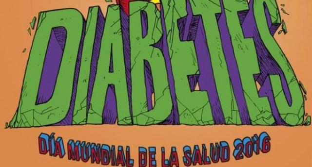 Día Mundial de la Salud, el enemigo: La diabetes