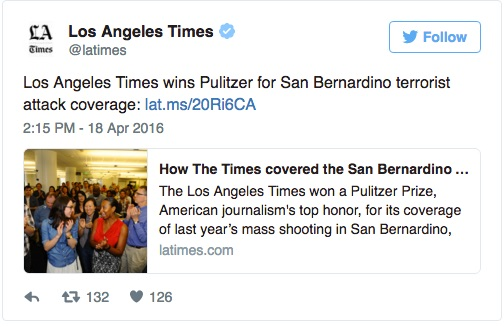 angeles times