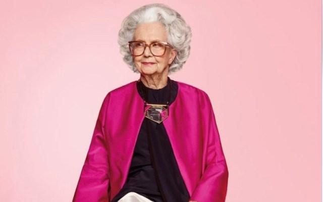 Vogue presenta a su modelo de 100 años para celebrar