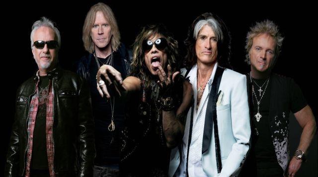 Aerosmith viene a la Ciudad de México