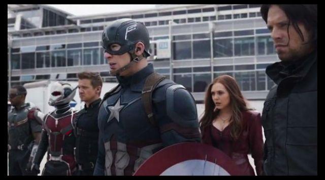 Capitán América: Civil War: Marvel alcanza la cima
