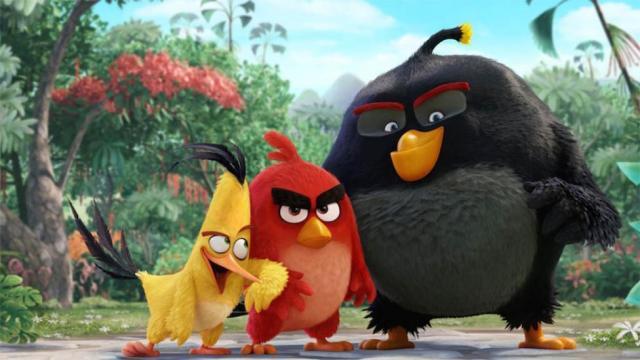 Angry Birds: La película: realmente nos mandaron a volar