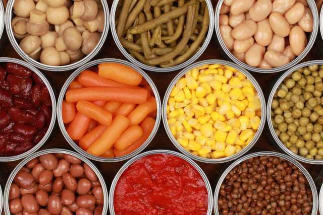 Alimentos que debes evitar por ser muy salados