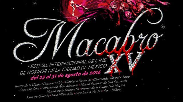 Todos los detalles del Festival MACABRO FICH