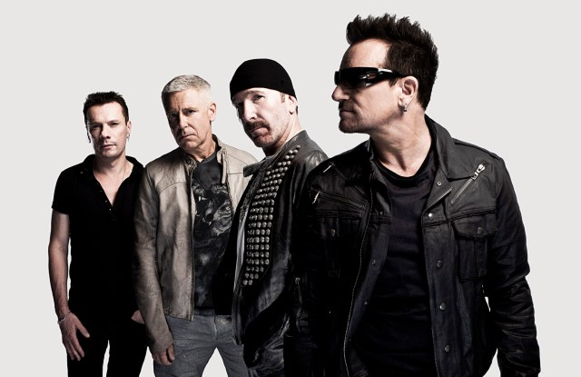 """You're The Best Thing About Me"", lo nuevo de U2"