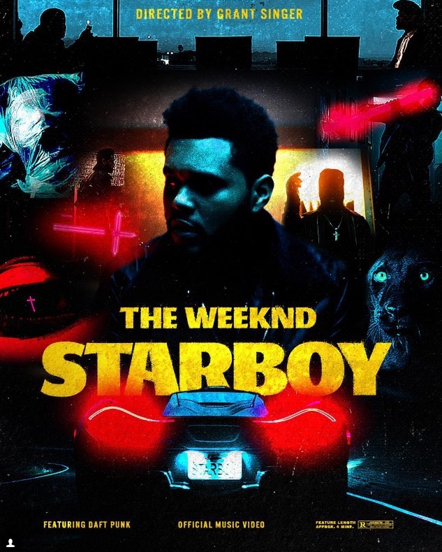 Video: The Weeknd Starboy ft. Daft Punk