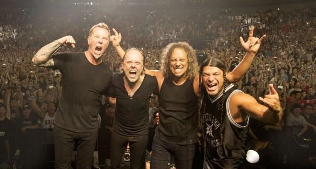 """""""Moth Into Flame"""", nuevo sencillo de Metallica"""