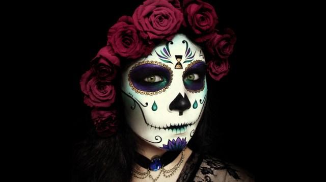 La Catrina y la celebración de la muerte
