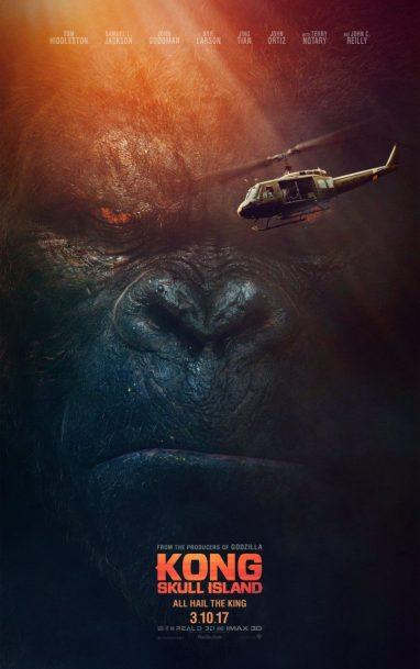 Skull Island: El rey Kong está de vuelta en nuevo tráiler