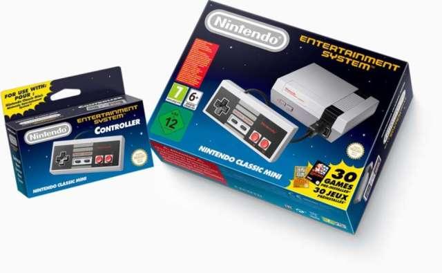 A una semana del lanzamiento, revelan el precio del NES mini en México