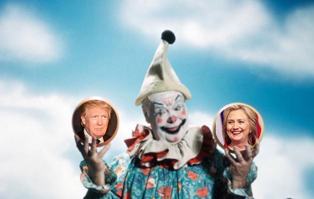 08/11/16: ¿el día que nos cargó el payaso? – Las elecciones en EUA