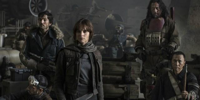 """Rogue One: La unión es """"la fuerza"""""""