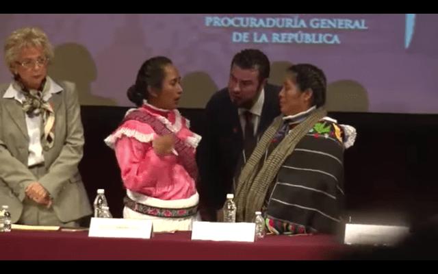Para los pueblos indígenas: justicia