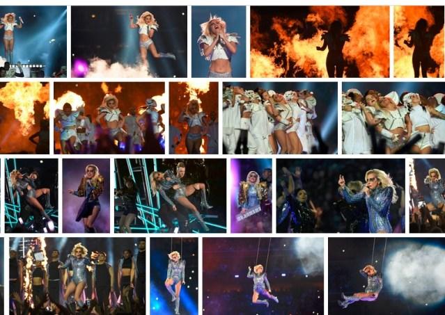 Lady Gaga cumple y supera expectativas #SBLI