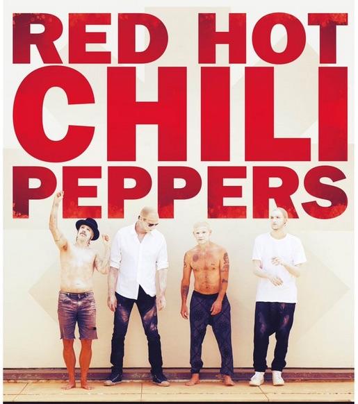 Red Hot Chili Peppers se presentará en la CDMX el próximo 10 de octubre