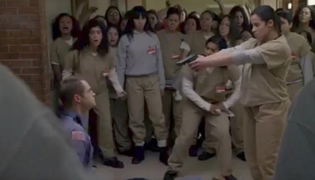 "Orange is the new black, temporada 5 ""is back"""